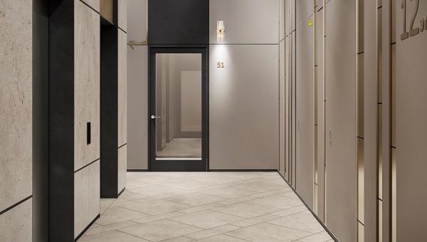 Группа «Эталон» завершила монтаж лифтов в клубном доме «Счастье на Ломоносовском»