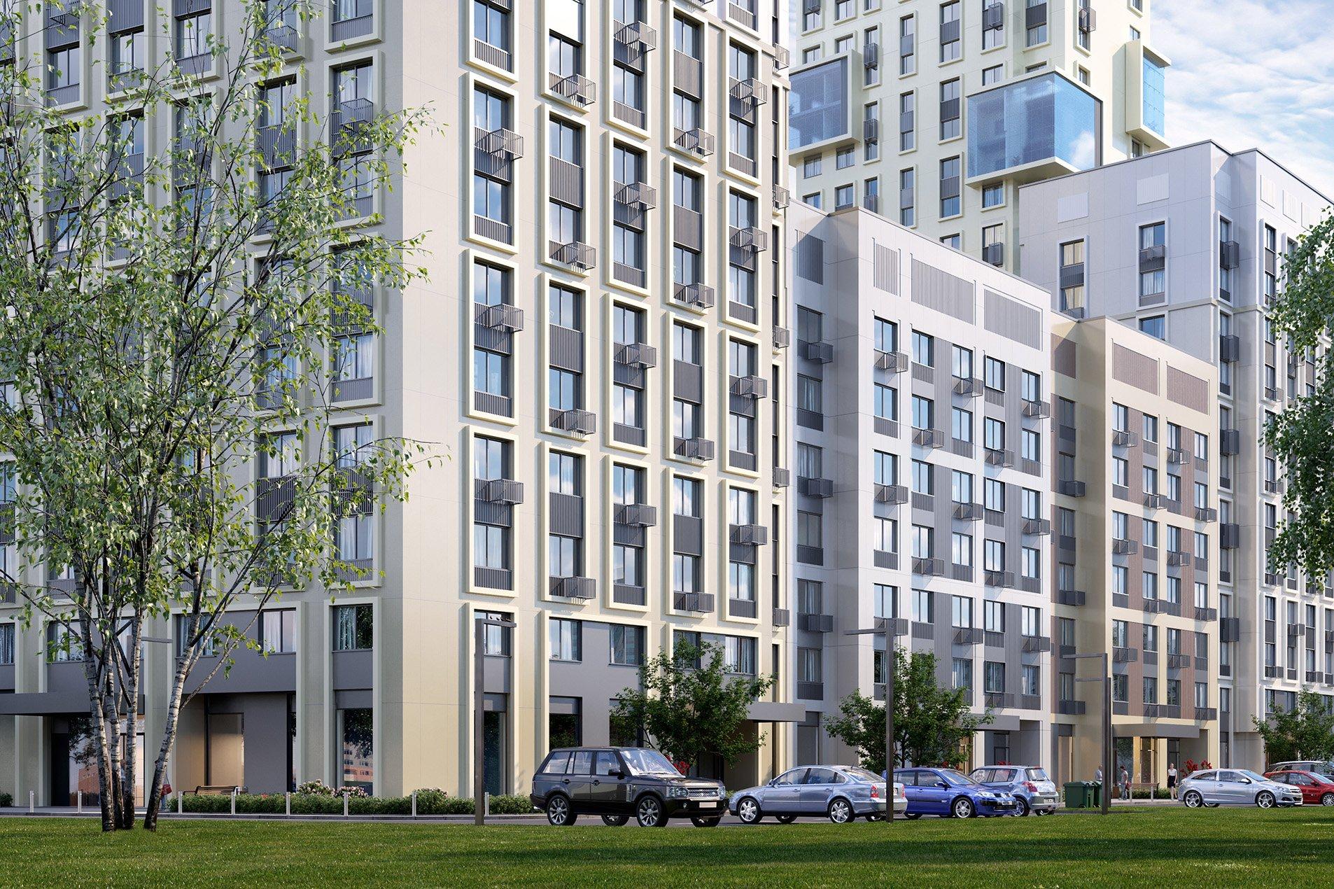 904154179 ГК «Эталон» начинает продажи в новом проекте в Москве