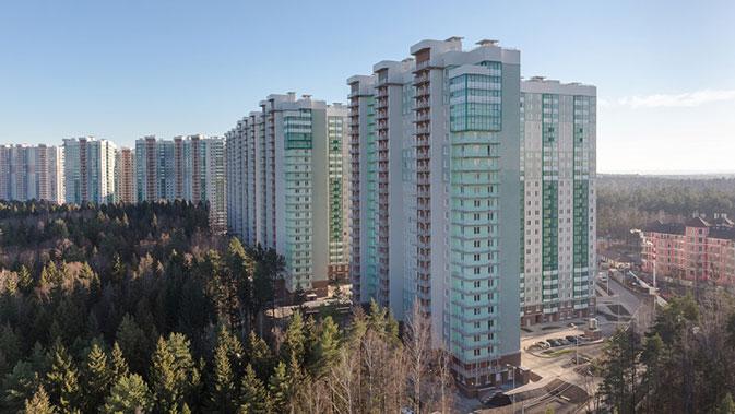 «Эталон-Инвест» получила разрешение на строительство жилого корпуса в мкр. «Изумрудные холмы»