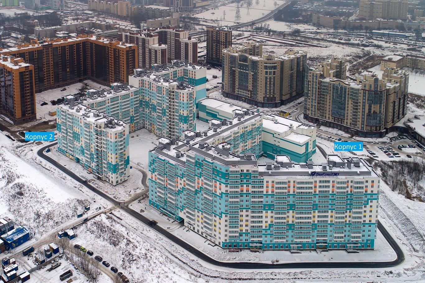 Фотография Жилого комплекса