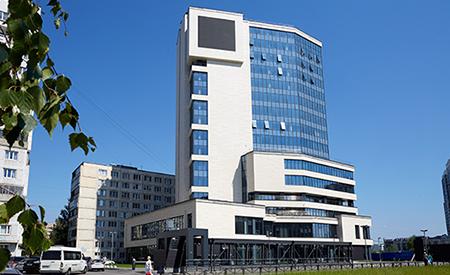 Офис продаж на Богатырском пр., 3
