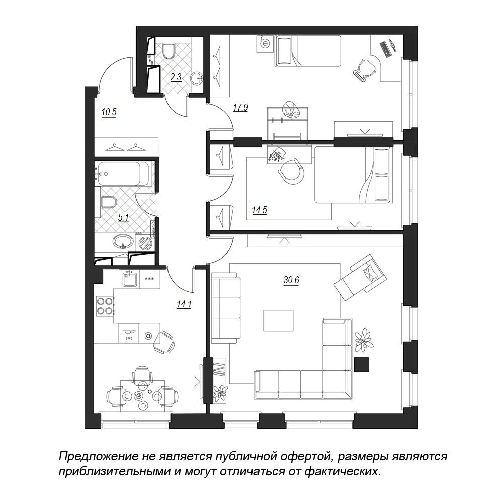 купить квартиру в ипотеку без первоначального взноса в спб выборгский район